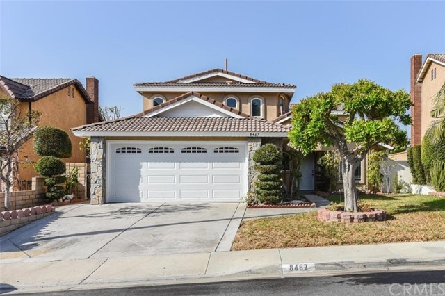 One of New Listing Anaheim Hills Homes for Sale at 8467 E Frostwood Street