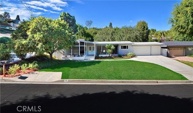 39 Shady Vista Road  Rolling Hills Estates CA 90274