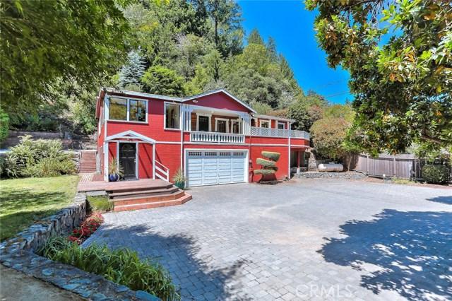 110 Resaca Avenue, San Rafael, CA 94933