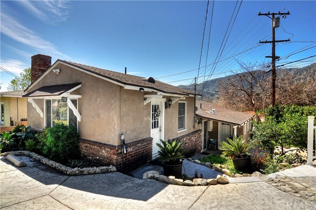 Single Family Home for Sale at 3756 5th Avenue Glendale, California 91214 United States