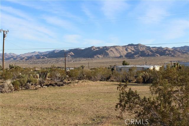 0 OLEANDER Street Yucca Valley, CA 92284 - MLS #: JT18060360