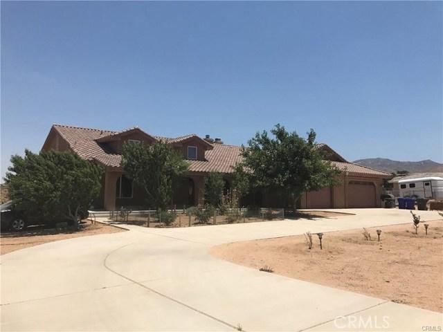 9131 Bowen Ranch Road Apple Valley, CA 92308 - MLS #: CV18165837