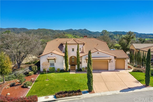 9555  Via Cielo, Atascadero, California