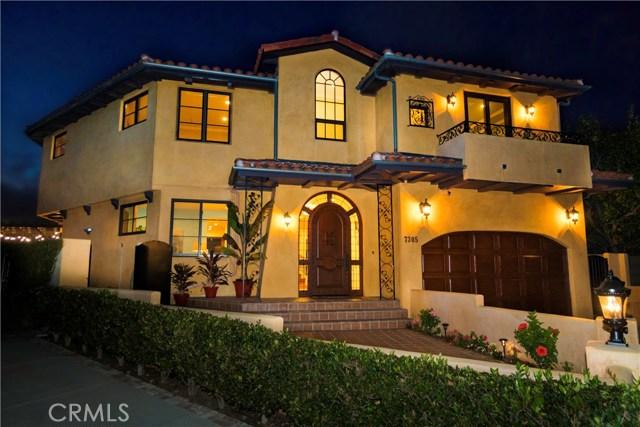 7305 Westlawn Avenue, Los Angeles CA 90045