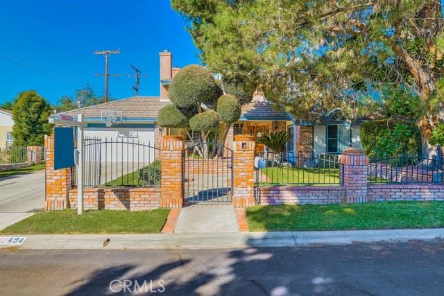 494 Fairmont Drive San Bernardino CA 92404