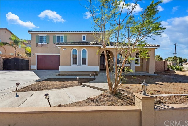 Detail Gallery Image 1 of 1 For 3560 Crestview Dr, Norco,  CA 92860 - 5 Beds | 3 Baths