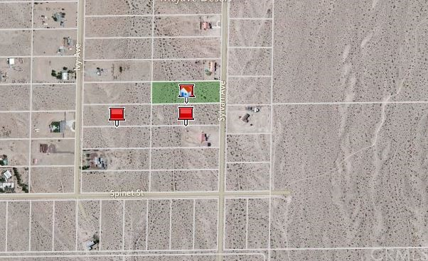 Single Family for Sale at 0 Sylvan Avenue Barstow, California 92311 United States