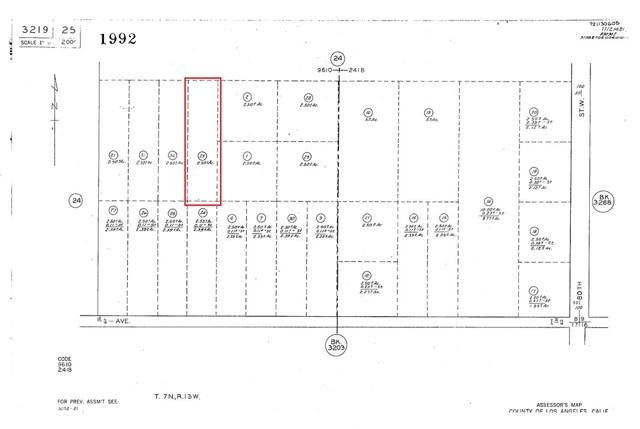 0 Avenue H12-83 St W, Lancaster, CA, 93536