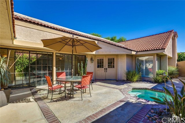 24 Acapulco Drive Palm Desert, CA 92260 is listed for sale as MLS Listing 216028382DA