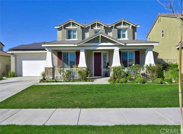 Single Family Home for Sale at 14856 Bayridge St Corona, California 92880 United States