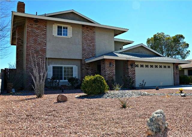 Single Family Home for Sale at 26349 Edgewater Lane Helendale, California 92342 United States