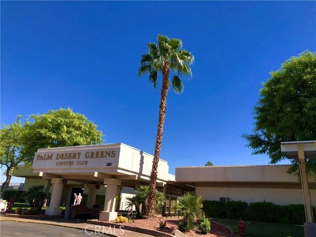 73588 Adobe Springs Drive Unit 0 Palm Desert, CA 92260 - MLS #: SW18177593
