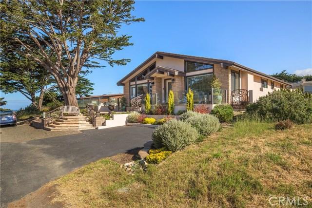 Casa Unifamiliar por un Venta en 5752 Moonstone Beach Drive Cambria, California 93428 Estados Unidos
