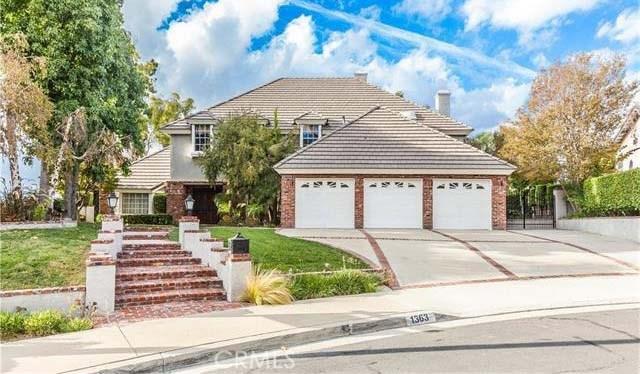 Single Family Home for Rent at 1363 Avenida Colina San Dimas, California 91773 United States