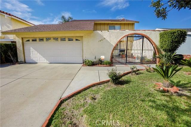Casa Unifamiliar por un Venta en 19915 Ibex Avenue Cerritos, California 90703 Estados Unidos