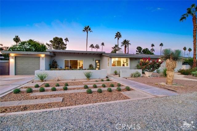 870 San Lorenzo Road - Palm Springs, California