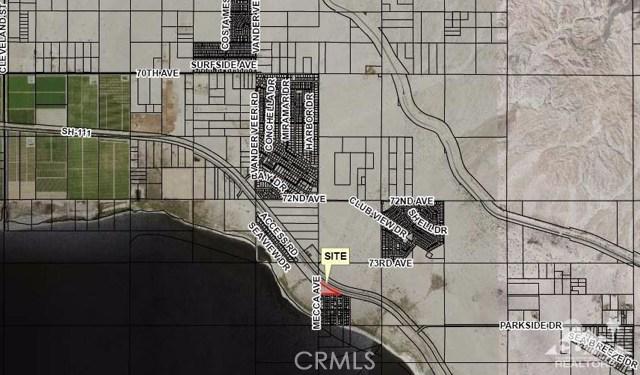 Mecca Avenue Mecca, CA 92254 - MLS #: 217017504DA