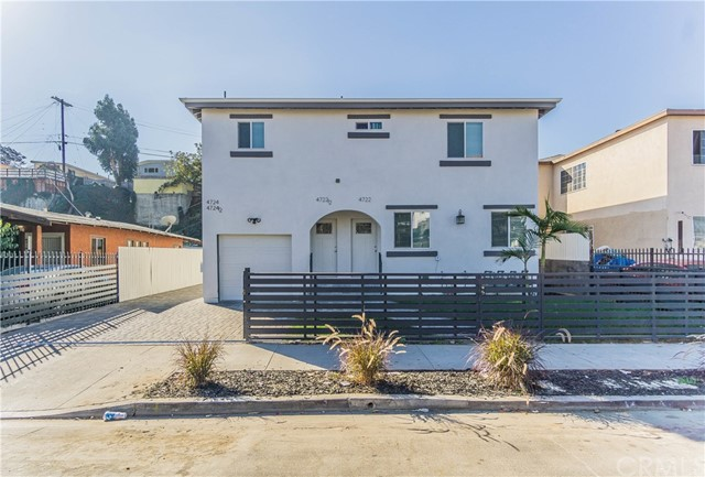 Quadraplex for Rent at 4724 St Charles Place 4724 St Charles Place Los Angeles, California 90019 United States