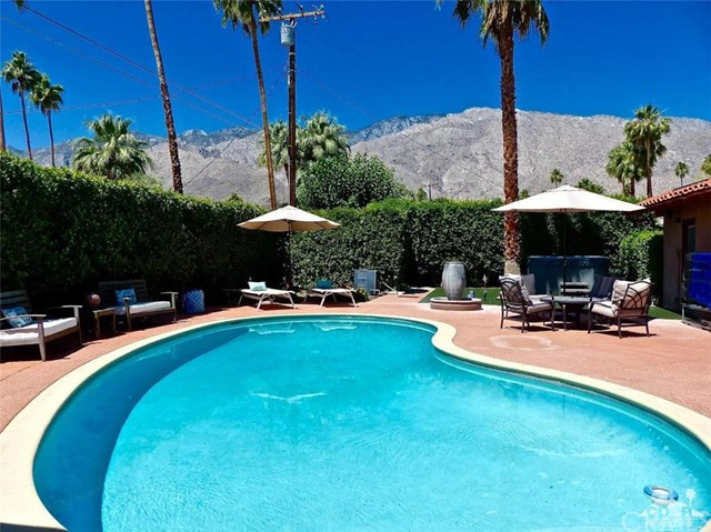 Single Family Home for Rent at 1153 San Lucas Road Palm Springs, California 92264 United States