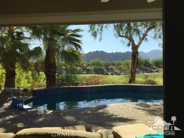 Photo of home for sale at 81074 Barrel Cactus Road, La Quinta CA