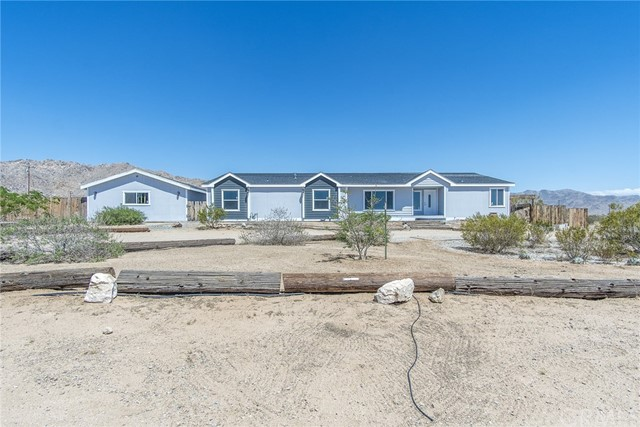 16615 Century Plant Road Apple Valley, CA 92307 - MLS #: CV18110837