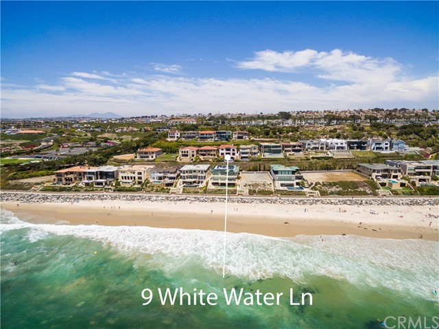 9  WHITE WATER LANE, Dana Point, California