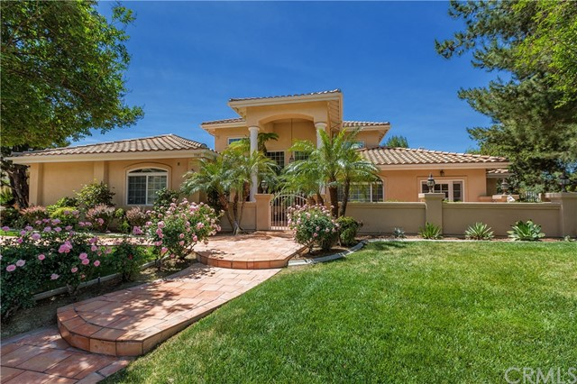 Single Family Home for Sale at 7361 Via Vista Drive Riverside, California 92506 United States