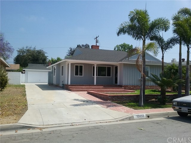 15933 Braepark Street Whittier, CA 90603 - MLS #: PW18148730