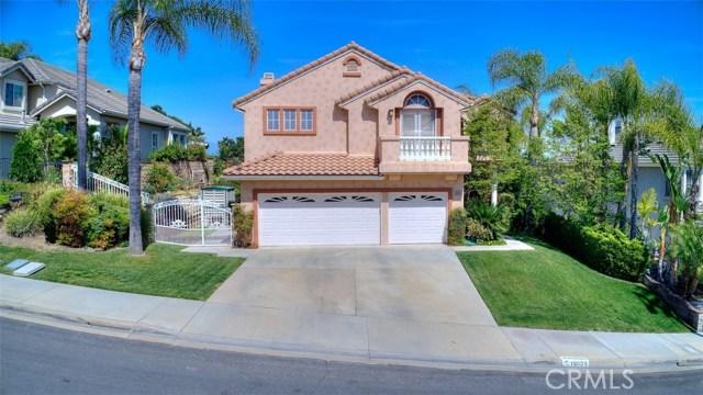 15035 Calle La Paloma, Chino Hills, CA 91709