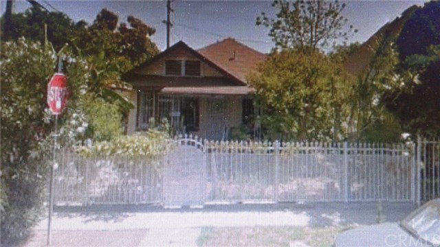Single Family Home for Sale at 5700 Morgan Avenue Los Angeles, California 90011 United States