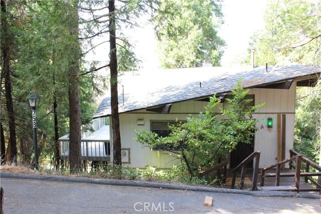 758 Bergschrund Drive Crestline, CA 92325 - MLS #: EV18166660