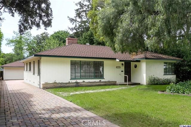 Single Family Home for Rent at 2175 Holliston Avenue Altadena, California 91001 United States