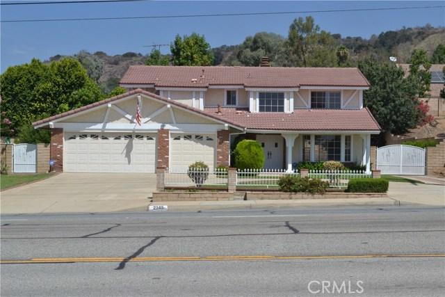 2245 Baseline Road La Verne, CA 91750 - MLS #: TR18103542