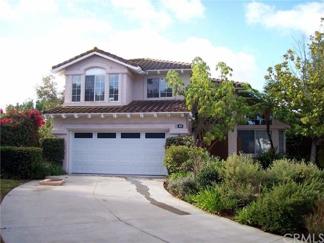 Single Family Home for Rent at 46 Flintstone St Aliso Viejo, California 92656 United States