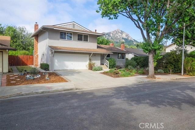588  Stanford Drive, San Luis Obispo, California
