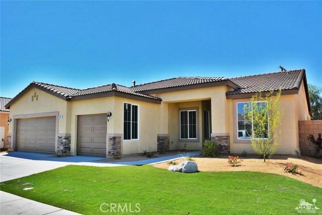 81183 Avenida Romero, Indio, CA, 92201