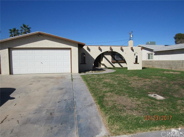 Single Family Home for Rent at 591 Holley Lane Blythe, California 92225 United States