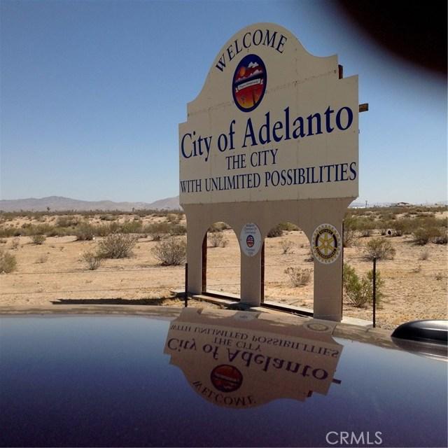 0 vacant Adelanto, CA 0 - MLS #: IG18095681