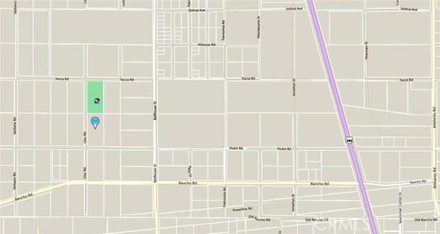 0 LILAC & YUCCA Adelanto, CA 92301 - MLS #: TR18128645