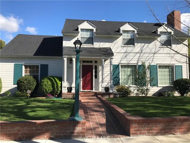 Single Family Home for Sale at 4330 Cerritos Avenue 4330 Cerritos Avenue Long Beach, California 90807 United States