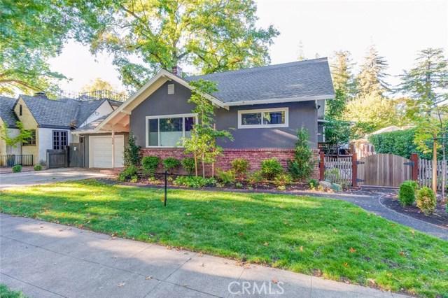 136 W Frances Willard Avenue, Chico CA 95926