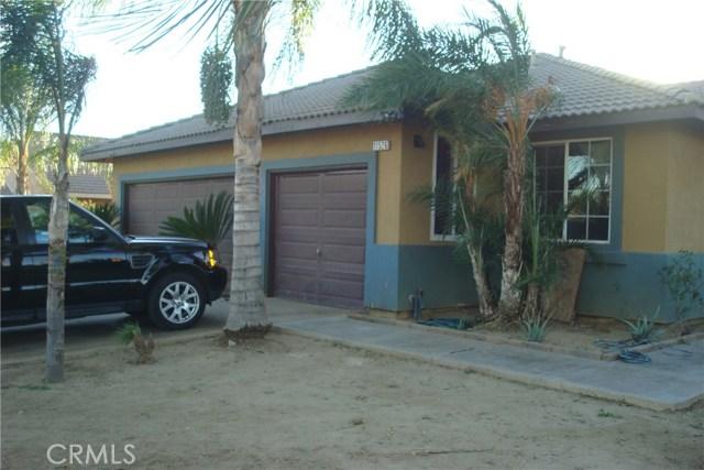 Single Family Home for Sale at 11526 Appaloosa Lane Bloomington, California 92316 United States