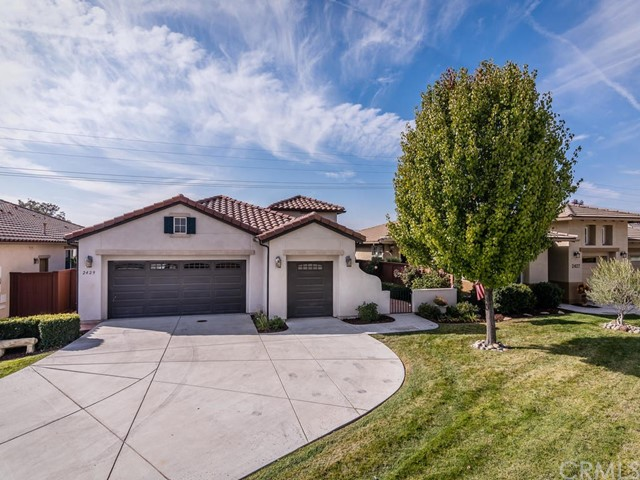 One of Paso Robles 2 Bedroom Homes for Sale at 2429  Traditions