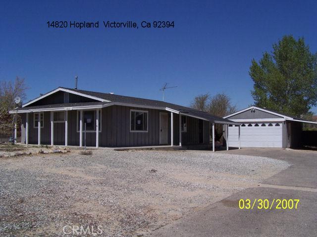 14820 Hopland Street Victorville CA 92394