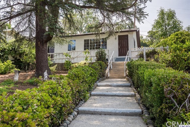Single Family Home for Sale at 2674 Cunard Street Glassell Park, California 90065 United States