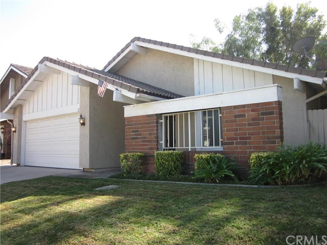 Single Family Home for Rent at 2350 Branch Lane Brea, California 92821 United States
