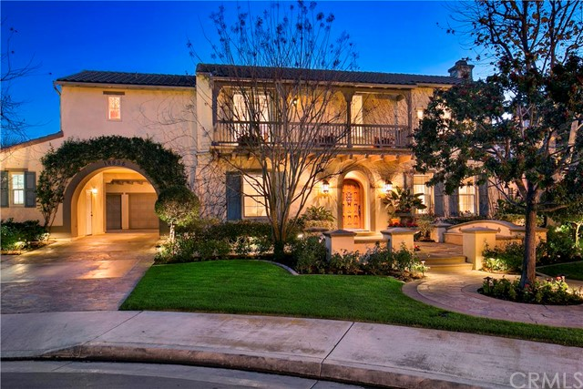 Single Family Home for Sale at 18935 Evening Breeze Circle Huntington Beach, California 92648 United States