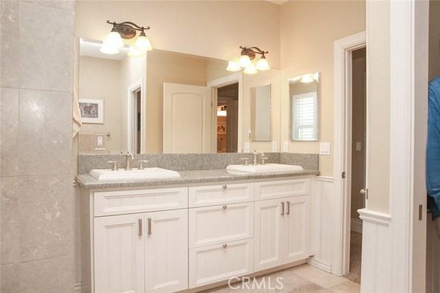 Verdis marble dual sinks and back splash with Kohl