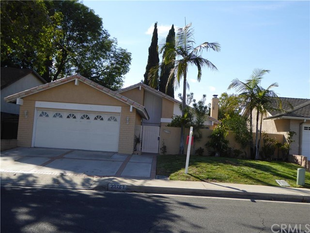 22751 La Vina Drive , CA 92691 is listed for sale as MLS Listing OC16097001