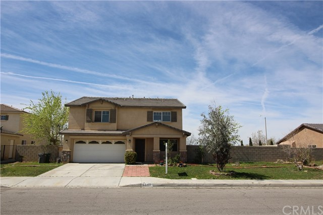 45331 Stadium Lane Lancaster, CA 93535 - MLS #: DW17158905